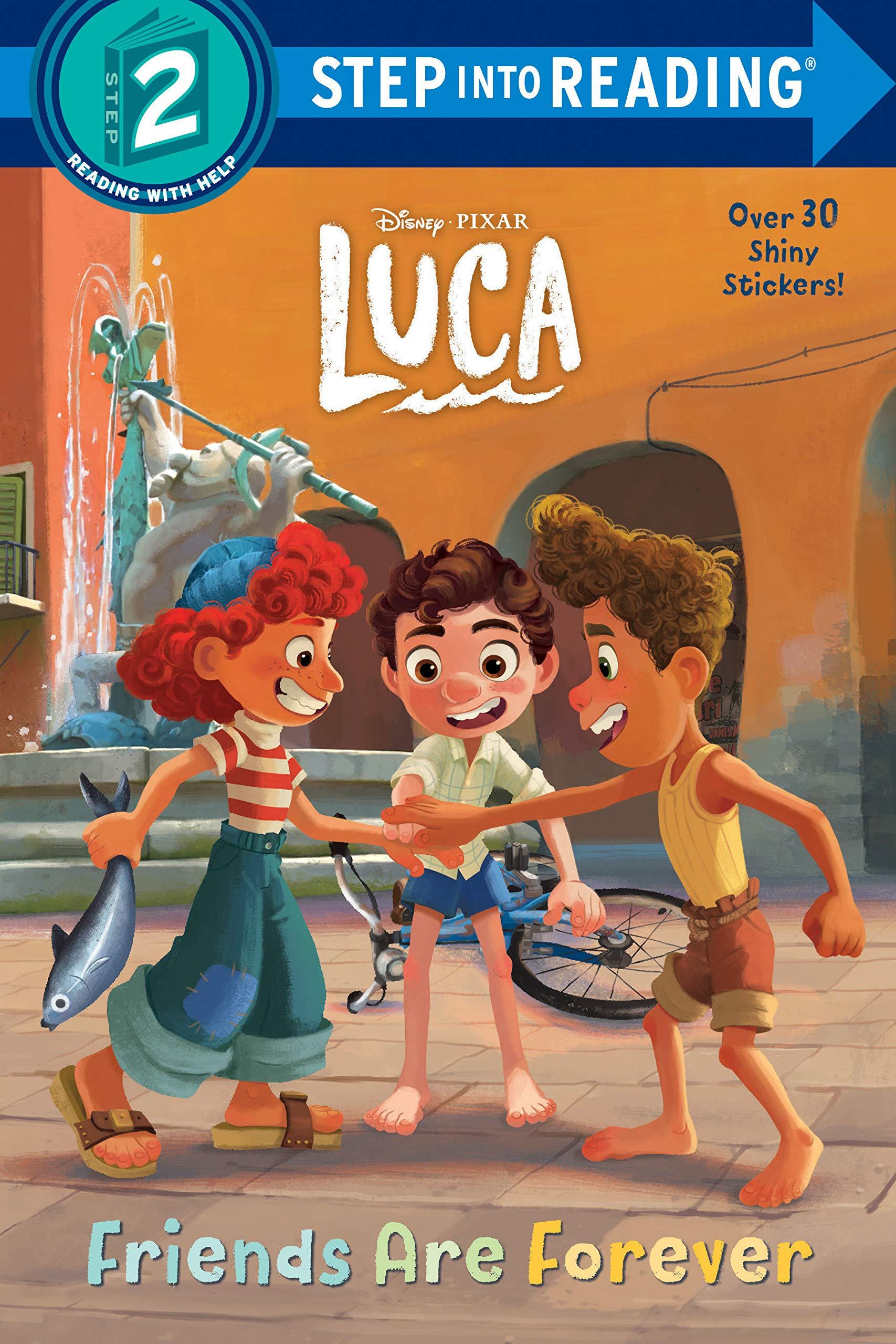 [행사]PD-SIR(Step2):Friends Are Forever (Disney/Pixar Luca)