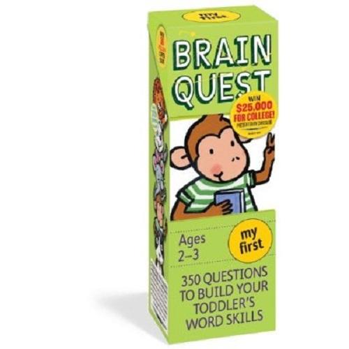 My First Brain Quest Q&A Cards