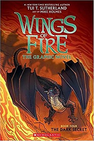 SC-Wings of Fire Graphic Novel #4: The Dark Secret