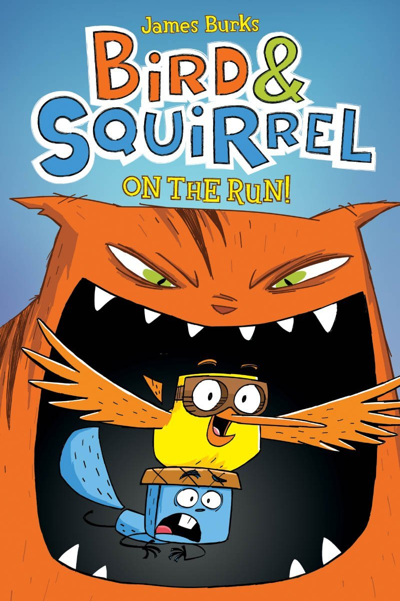 SC-Bird & Squirrel #1: Bird & Squirrel On the Run