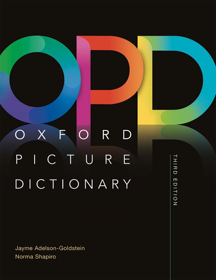 Oxford Picture Dictionary 3E (Mono)