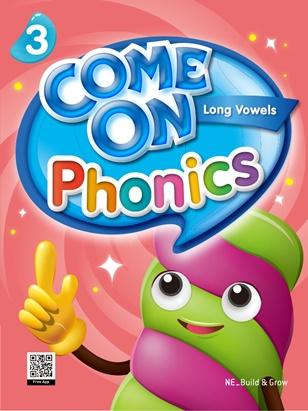 Come On Phonics 3 SB (QR)