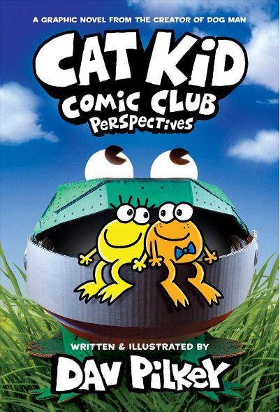 [사전예약 12/1일 발송] Cat Kid Comic Club #2: From the Creator of Dog Man