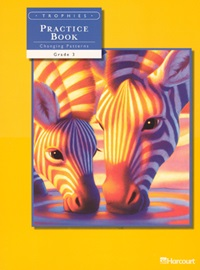 [행사]Trophies Grade 3 Unit 1 Changing Patterns Workbook