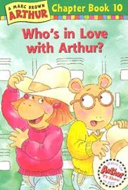[행사]Arthur Chapter Book #10 Who's In Love With Arthur?