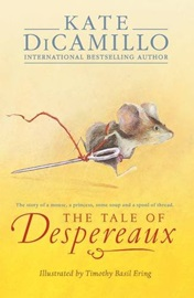 Newbery 수상작 The Tale of Despereaux (리딩레벨 3.0↑) New
