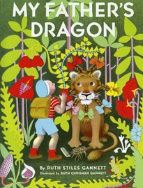 Newbery 수상작 My Father's Dragon 1  My Father's Dragon (리딩레벨 2.0↑)