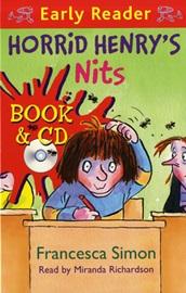 Horrid Henry Early Reader - Horrid Henry's Nits (Book+Audio CD)