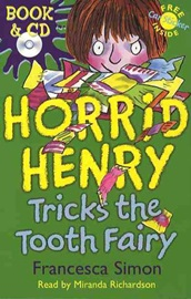 Horrid Henry's Tricks The Tooth Fairy (Book+Audio CD)