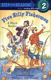 Step Into Reading 2 Five Silly Fishermen