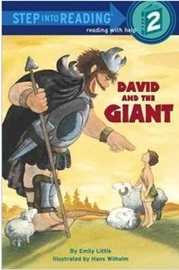 Step Into Reading 2 David And The Giant