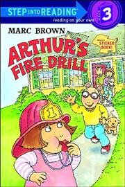 [행사]Step Into Reading 3 Arthur's Fire Drill