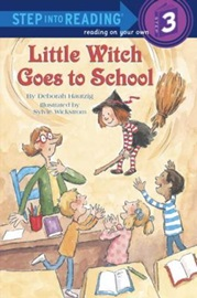 Step Into Reading 3 Little Witch Goes To School