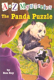 A To Z Mysteries #P The Panda Puzzle