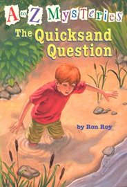 A To Z Mysteries #Q The Quicksand Question