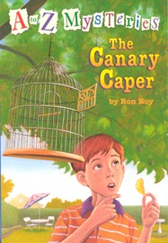 A To Z Mysteries #C The Canary Caper
