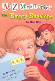 A To Z Mysteries #E The Empty Envelope