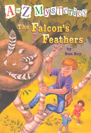 A To Z Mysteries #F The Falcon's Feathers