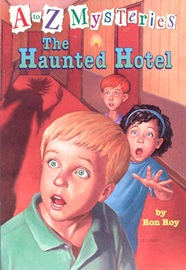 A To Z Mysteries #H The Haunted Hotel