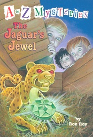 A To Z Mysteries #J The Jaguar's Jewel