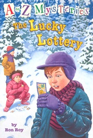 A To Z Mysteries #L The Lucky Lottery