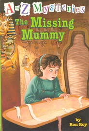 A To Z Mysteries #M The Missing Mummy