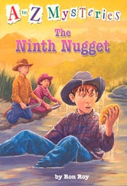 A To Z Mysteries #N The Ninth Nugget