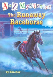 A to Z Mysteries #R The Runaway Racehorse