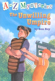 A To Z Mysteries #U Unwilling Umpire