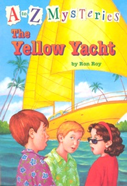 A To Z Mysteries #Y The Yellow Yacht