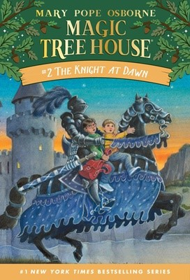 Magic Tree House #2 The Knight At Dawn (Paperback)