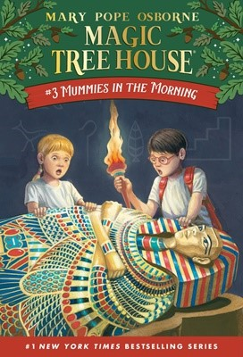 Magic Tree House #3 Mummies In The Morning (Paperback)