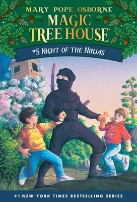 Magic Tree House #5 Night Of The Ninjas (Paperback)
