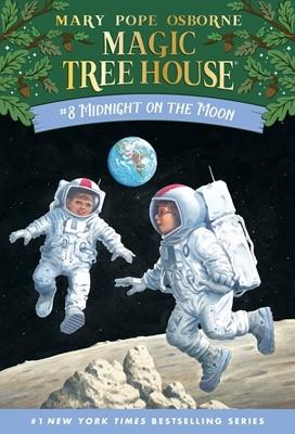 Magic Tree House #8 Midnight On The Moon (Paperback)
