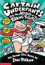 CU:and the Attack of the Talking Toilets