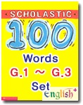 100 Words Kids Need To Read Set (#1 ~ #3)