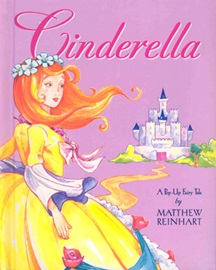 SS-Cinderella A Pop-Up Fairy Tale
