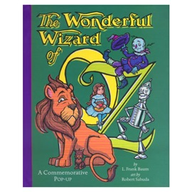 SS-Wonderful Wizard of Oz (A Pop-Up)