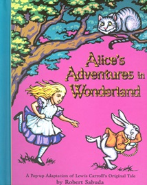 SS-Alice´s Adventures in Wonderland Pop-up