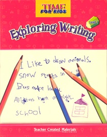 Time For Kids Exploring Writing Level 1