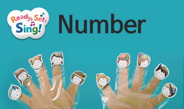 One, two, three, four..숫자를 영어동요와 오감체험활동으로 즐겁게 배워요!